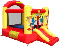 Батут Happy Hop Clown Slide and Hoop