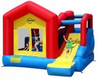 Батут Happy Hop Climb and Slide House