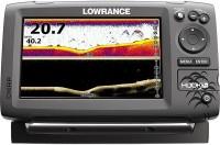 Эхолот (картплоттер) Lowrance Hook 7x
