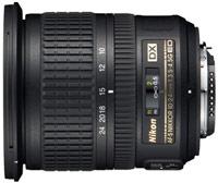 Объектив Nikon 10-24mm f/3.5-4.5G ED AF-S DX Nikkor