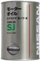 Моторное масло Nissan Extra Save-X 10W-30 SJ 1L
