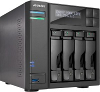 NAS сервер ASUSTOR AS6204T
