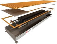 Фото - Радиатор отопления Polvax KEM (380/2500/120)