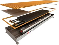 Фото - Радиатор отопления Polvax KVM.Plus.Premium (380/2250/120)