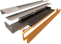 Фото - Радиатор отопления Polvax KV.W.Premium (245/750/90)