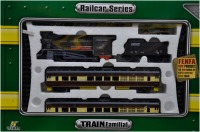 Фото - Автотрек / железная дорога Fenfa Railcar Series Train Familial 1601A-4B
