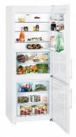 Холодильник Liebherr CBN 5156 белый