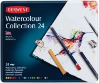 Карандаши Derwent Watercolour Collection Set of 24