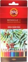 Карандаши Koh-i-Noor Mondeluz Set of 12