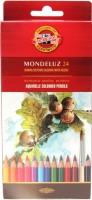 Карандаши Koh-i-Noor Mondeluz Set of 24