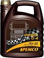 Моторное масло Pemco Diesel G-4 15W40 SHPD 5л