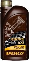 Моторное масло Pemco iDrive 102 20W-50 1L