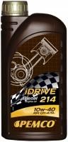 Моторное масло Pemco iDrive 214 10W-40 1L