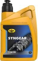 Трансмиссионное масло Kroon Syngear 75W-90 1л
