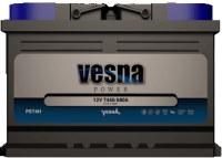 Фото - Автоаккумулятор Vesna Power (415865)