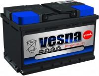 Фото - Автоаккумулятор Vesna Premium