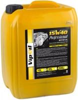 Моторное масло VipOil Professional 15W-40 10л