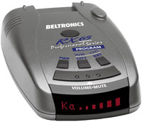 Фото - Радар-детектор Beltronics RX65