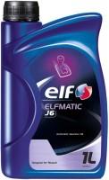 Трансмиссионное масло ELF Elfmatic J6 1L 1л