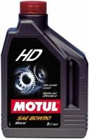 Фото - Трансмиссионное масло Motul HD 80W-90 2л