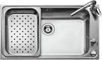 Кухонная мойка Teka Bahia 1B Plus 860x500мм