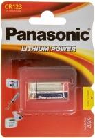 Аккумуляторная батарейка Panasonic 1xCR-123AL