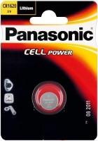 Аккумуляторная батарейка Panasonic 1xCR-1620EL