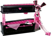 Кукла Monster High Draculaura Jewelry Box Coffin T8006
