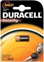 Аккумуляторная батарейка Duracell  1xA23 MN21