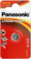 Аккумуляторная батарейка Panasonic 1xCR-1216EL