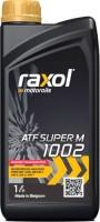 Фото - Трансмиссионное масло Raxol ATF Super M 1002 1L 1л