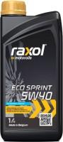 Моторное масло Raxol Eco Sprint 5W-40 1л
