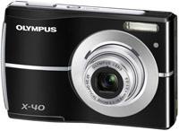 Фотоаппарат Olympus X-40