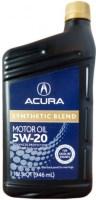 Моторное масло Honda Acura 5W-20 1L