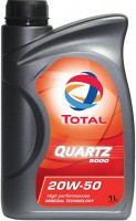 Моторное масло Total Quartz 5000 20W-50 1L