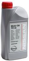 Моторное масло Nissan Motor Oil 0W-30 1L