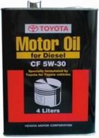 Моторное масло Toyota Motor Oil For Diesel 5W-30 4L 4л