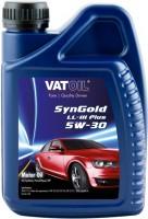 Моторное масло VatOil SynGold LL-III Plus 5W-30 1л