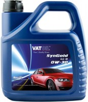 Моторное масло VatOil SynGold LL-II 0W-30 4L