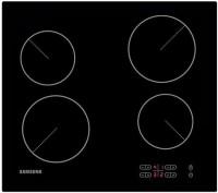 Фото - Варочная поверхность Samsung C61R1AEME черный