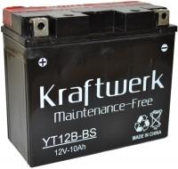 Фото - Автоаккумулятор Kraftwerk Moto MF (YTX16-BS)