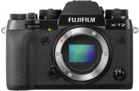 Фото - Фотоаппарат Fuji X-T2  body