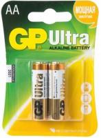 Аккумулятор / батарейка GP Ultra Alkaline  2xAA