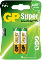 Фото - Аккумулятор / батарейка GP Super Alkaline  2xAA