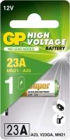 Фото - Аккумулятор / батарейка GP High Voltage  1xA23