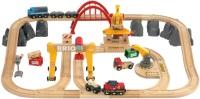 Фото - Автотрек / железная дорога BRIO Cargo Railway Deluxe Set 33097