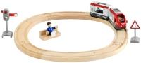 Автотрек / железная дорога BRIO Travel Circle Set 33511