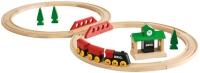 Автотрек / железная дорога BRIO Classic Figure 8 Set 33028