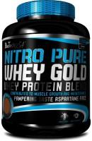 Протеин BioTech Nitro Pure Whey Gold 2.2 kg