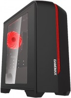 Фото - Корпус (системный блок) Gamemax H601 черный